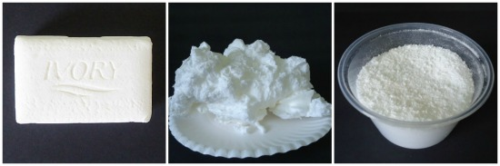 how to microwave Ivory soap