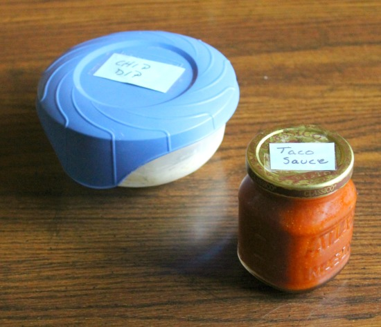 simple ways to label homemade products