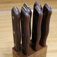 Restoring Wood Handles on Knives