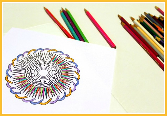 design and print your own adult coloring pages plus ideas for lots of free printables - Make Coloring Pages