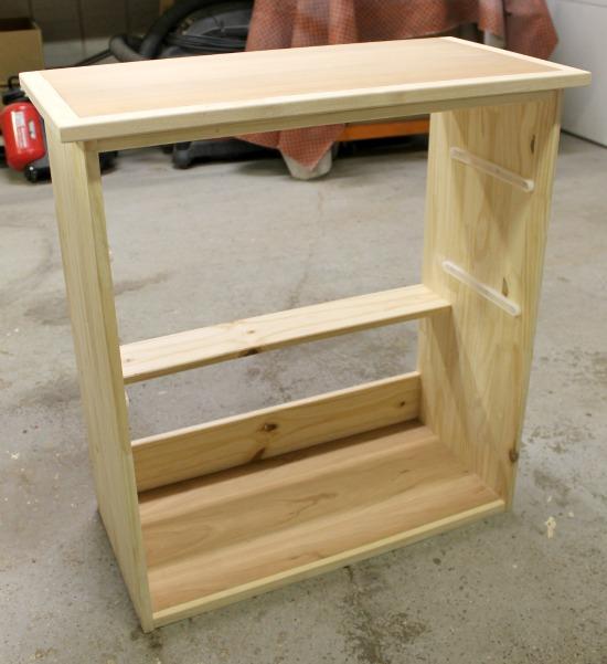 ikea rast dresser hack heres how to make a plain ikea dresser into foyer table - Ikea Rast