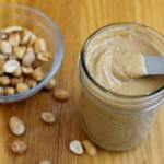 Homemade peanut butter is simple to make - you just need peanuts and a food processor! Includes step-by-step photos to show the stages the peanuts go through on their way to becoming peanut butter.