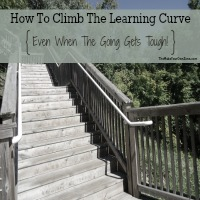 How I Climb The DIY Learning Curve