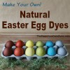 Make your own natural Easter egg dyes