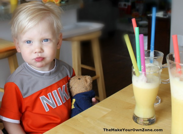 Make Your Own Orange Julius