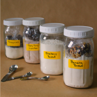 Make your own baking mixes