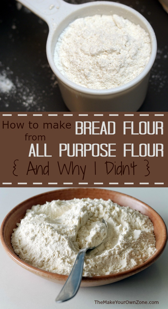 flour for bread machine