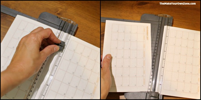 How to make your own planner - free printable planner pages!