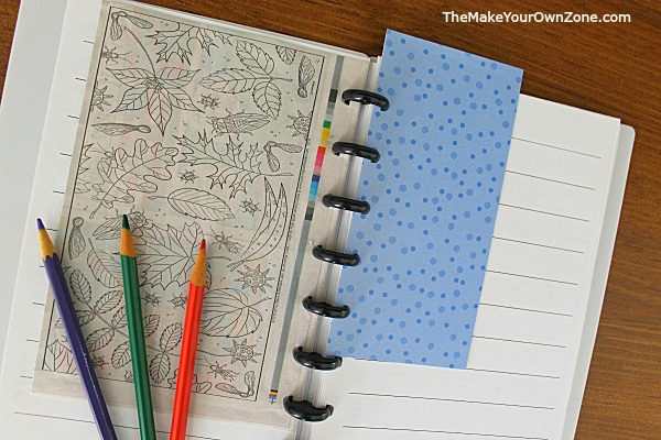 Ideas for DIY accessories for Arc notebooks and planners