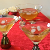 Quick Sparkling Punch Recipe