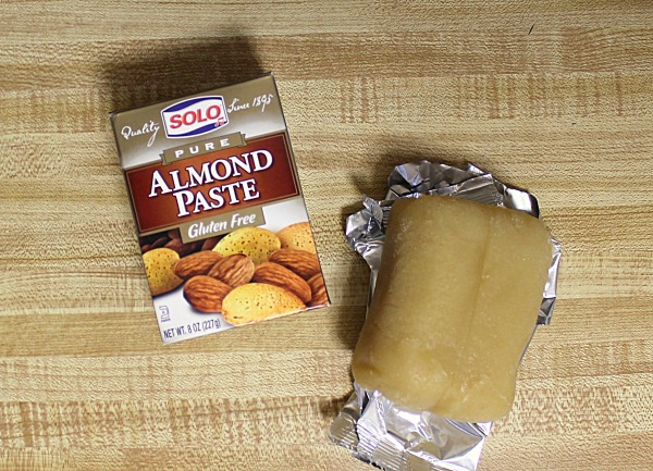 Using almond paste in baked goods