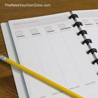 {More} Free Planner Pages