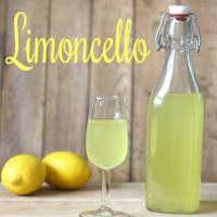 Make Your Own Limoncello