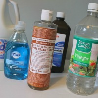 Things You Should Not Mix When Making Homemade Cleaners