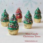 How to make mini Christmas trees
