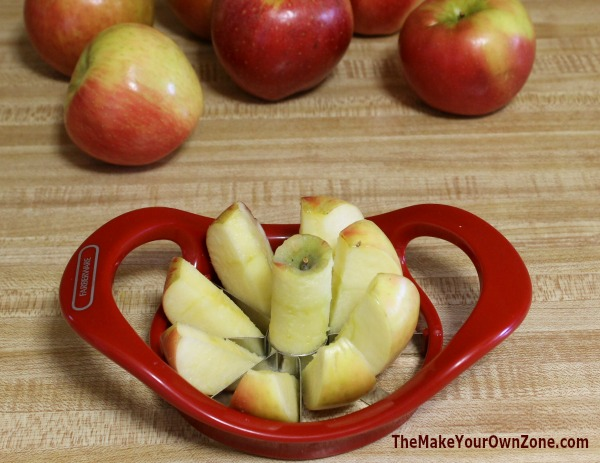 How to keep apple slices fresh and delay browning