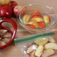 5 Ways To Keep Apple Slices Fresh