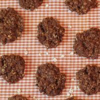 Healthier Chocolate No Bake Cookie Recipe