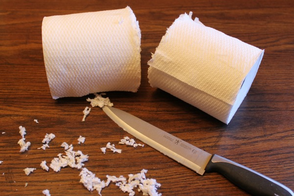 How to make homemade disposable cleaning wipes