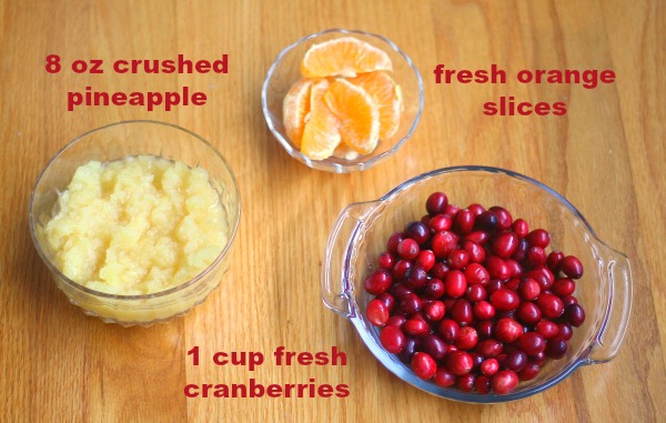 How to make a cranberry jello salad