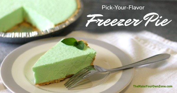 Jello Cool Whip Freezer Pie Recipe