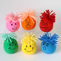 Homemade Stress Balls