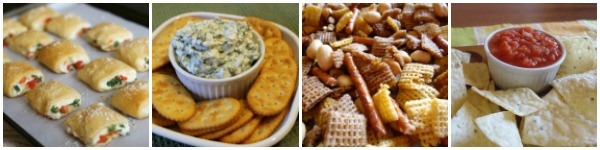 Snacks and Dips
