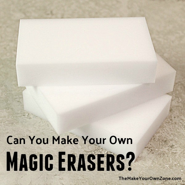 Homemade Magic Eraser