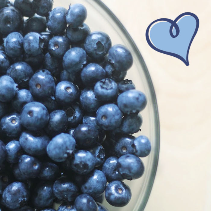 How We're Using Our Fresh Blueberries