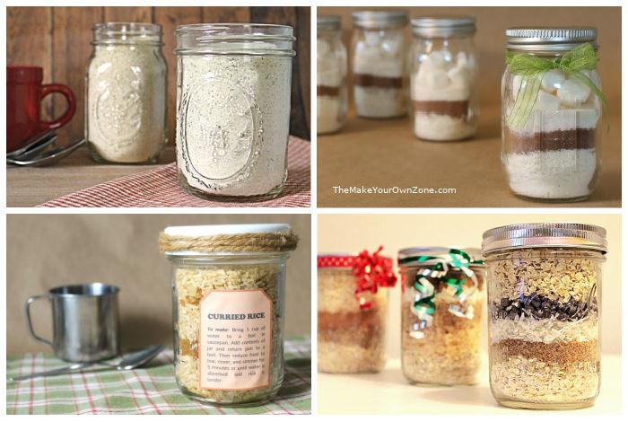 jar mix gift ideas