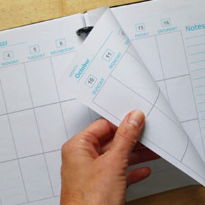 printing your own planner pages 2 sided