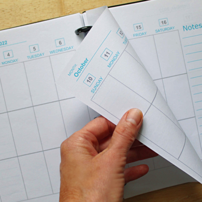 How To do 2 Sided Printing For The Fillable Planner Pages
